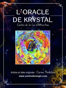 L'Oracle de krystal - Cartes de la Loi d'Attraction